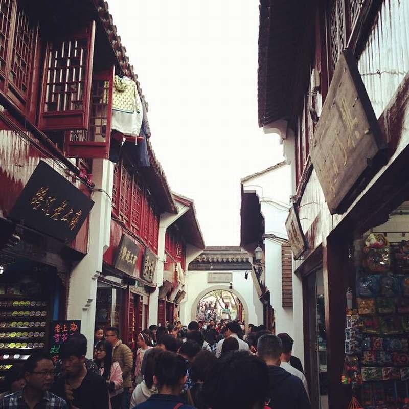 暑假推荐:上海两日游!在国际文化中迷醉吧! 上海 16