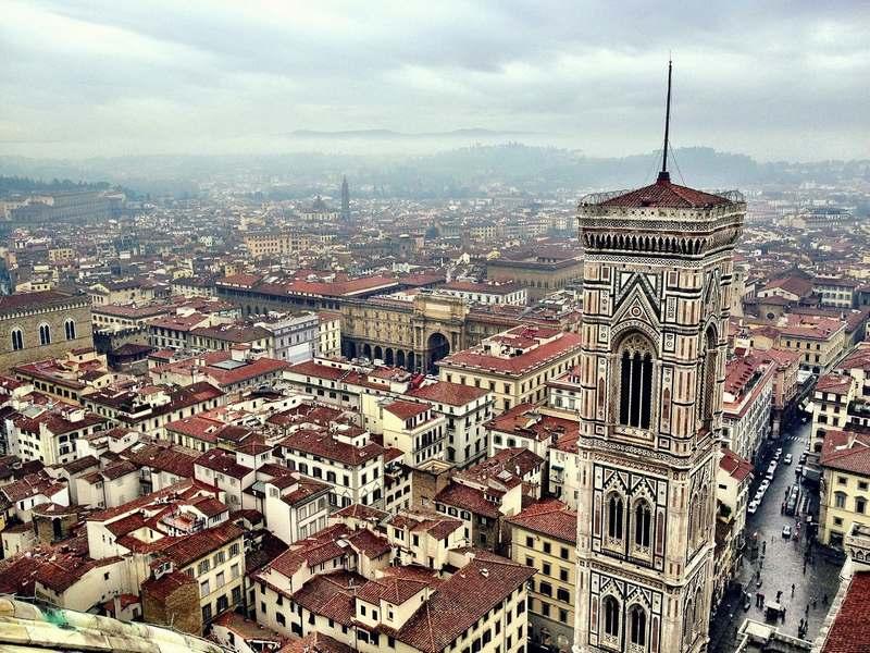 昔日艺术之都,今时旅游名城(上)|佛罗伦萨 6