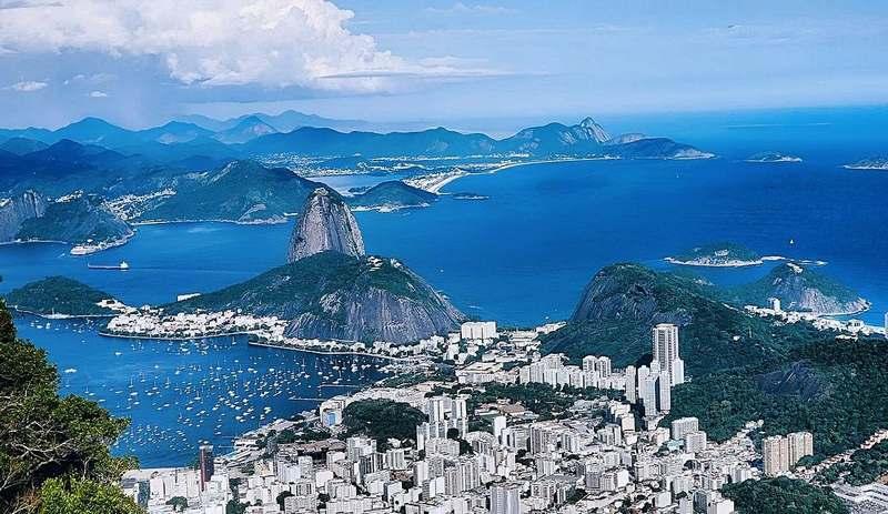 【看看出行看世界】里约热内卢旅游攻略(上) 基督山 1