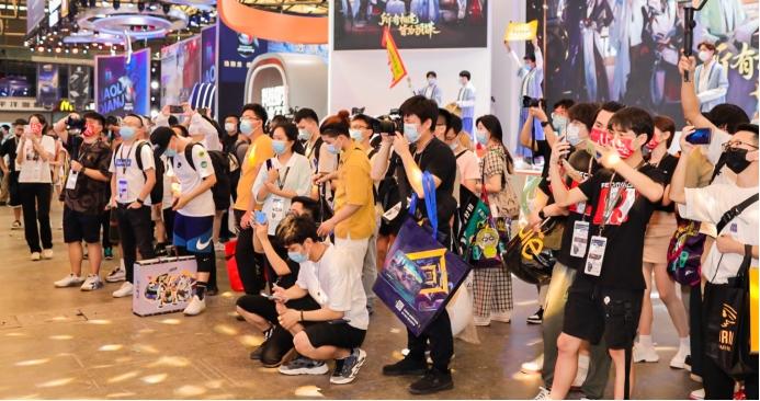 游戏机皇红魔6系列现身ChinaJoy 9大游戏IP齐聚红魔展台精彩纷呈
